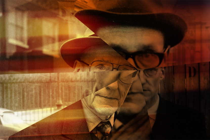 Le-mot-la-chose_Stephane-Chemin-Directeur-Artistique-Illustrateur-Graphiste-freelance_14_William-S-Burroughs
