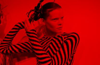 Paris Fashion Week FW16 : Irina Kravchenko